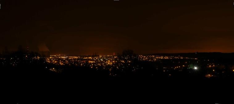 Etchinghill night