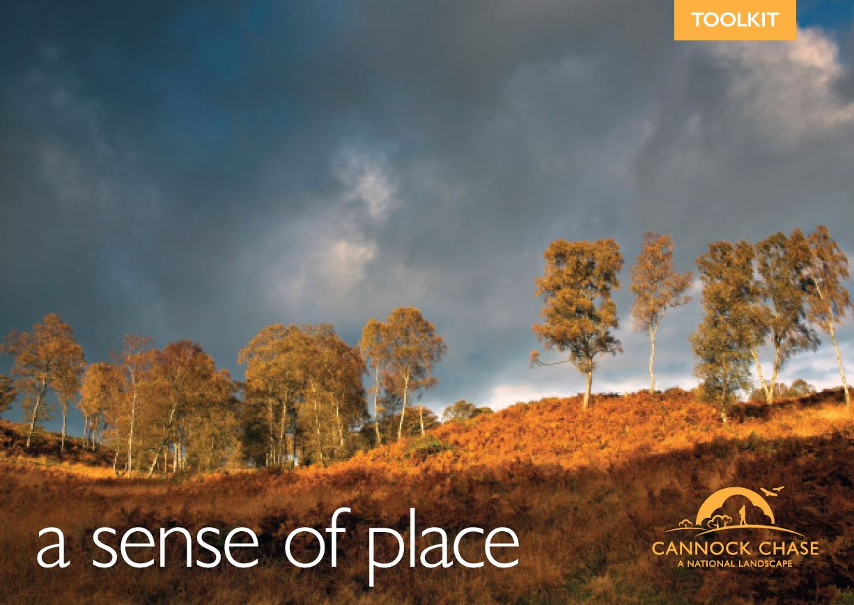 Resources for local businesses on Cannock Chase